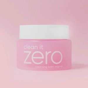 Banila Zero Clean Cleansing Balm Original Makeup Remover Gently Cleanse